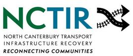 North Canterbury Transport Infrastructure Recovery Logo